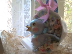 Pretty Is .: Of Bluebirds and Teacups. Bluebirds, News Blog, Teacups, Paper Mache, Pretty, Projects, Shopping, Art, Log Projects