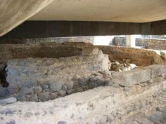 Israel Tour Pictures: Remains of Simon Peter's House