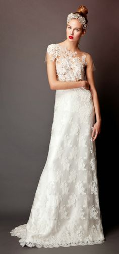 Los mejores vestidos de novia de la semana   Colección Errico Maria