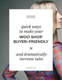 3 Tips to Make Your Woocommerce Shop Buyer-Friendly http://www.customwebdesignseo.com/engine/blog/3-tips-to-make-your-woocommerce-shop-buyer-friendly/ #design #art #graphicdesign