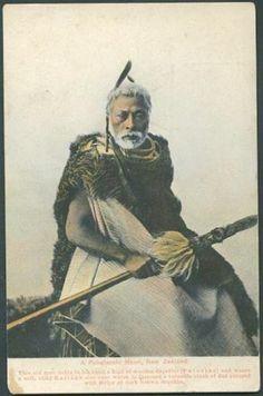 BRITISH NEW ZEALAND Postcard 1900