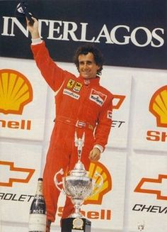 ALAIN PROST Alain Prost, France, Formula 1, Ferrari, Automobile, History, Sports, Life, Teacher