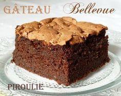 Bellevue : Gâteau au chocolat mousseux #1 de C. Felder - Pâtisseries et gourmandises