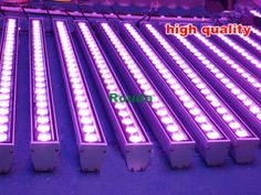 36w outdoor dmx led wall washer light taiwan led chips Epistar 120-140lm/led high quality 10pcs/lot dmx wall washer