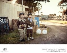 www.belleyoung.com.au    photography, belle young, boys, vintage