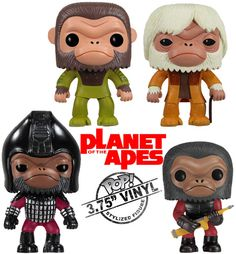 Funko Pop - Planet of the Apes