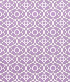 "Purple Fabric Waverly Lovely Lattice for Tablecloths, Upholstery, Pillows, Drapes, Curtains, Bedding 54"" by Waverly, http://www.amazon.com/dp/B008MNINGA/ref=cm_sw_r_pi_dp_L9Wnrb17FDR1A"