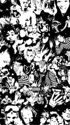 Rap Wallpaper, More Wallpaper, Screen Wallpaper, Wallpaper Backgrounds, Iphone Wallpaper, Miss U My Love, Rapper Art, Supreme Wallpaper, Hypebeast Wallpaper