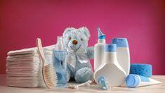 Produits cosmétiques pour bébé