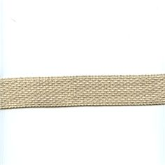 HD209/01 Natural Tan Woven Tape Trim - SW35255 - Fabric By The Yard At Discount Prices