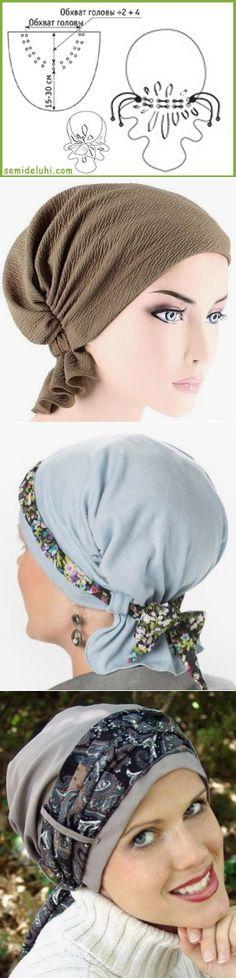 Clothing Patterns, Sewing Patterns, Head Scarf Tying, Scrub Hats, Diy Headband, Sewing Basics, Scarf Hairstyles, Fashion Sewing, Sewing Clothes