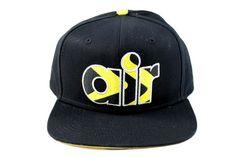 bc019378580 Nike True Air Icon Black Yellow Snapback Hat Adjustable  Nike  Icon   Snapback  Hat  Air  Mens www.sneakerkingdom.com