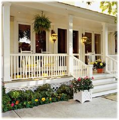 Porches: Who Really Needs These Things, Anyway? | Patio Furniture Articles