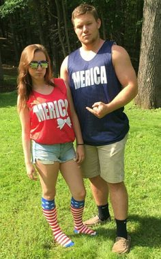 Note: 'Merica Bow Pinnie- SIZES LIMITED- Order before SOLD OUT. Our 'Merica Pinnies are a great look for couples. Our ladies 'merica pinnie comes has a bow on it & comes in different colors then the Men's. It's the Summer of 2015- Live the American Dream!