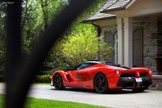 The Daily Ferrari Ride Along, Ferrari Laferrari, Gto, Supercars, Passion, Sports, La Ferrari, Hs Sports, Sport