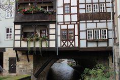 Krämerbrücke #Erfurt