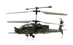 Syma S113 Apache RC Helicopter Reviews