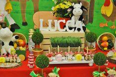 Lucca's little farm bash | CatchMyParty.com