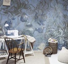Uniq wall art Floral grace
