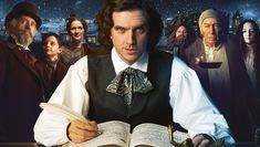 """Dickens -l'uomo che inventò il Natale è un film meraviglioso sulla nascita del romanzo """"Canto di Narale"""" di Charles Dickens che noi tutti conosciamo."""
