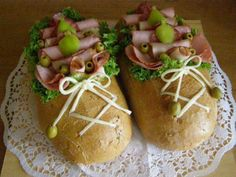 Baby shower food idea.