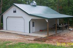 Gambrel Garage Plans Building Kits : Alluring Gambrel Garage Plans ...