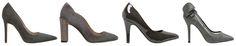 La trendmendista: Grey Shoes http://latrendmendista.blogspot.com.es/2015/12/ya-tienes-el-zapato-perfecto-para-esta.html