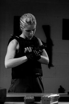 Clorain (Clora) Marzen. Retired navy seal, FBI agent, martial arts, survivalist.