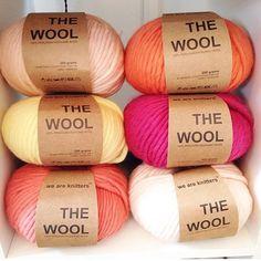 Six of a kind ✋➕ #thewool cc: @aymiekaren
