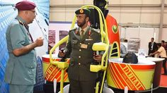 Only In Dubai: Firefighters Will Get Cutting-Edge Jetpacks | SCG VIRALS