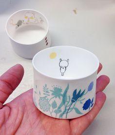 Studio Morran: Ceramic collaboration