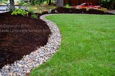 plant bed edging