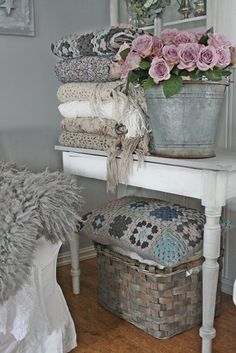 VIBEKE DESIGN: Beautiful inspiration!
