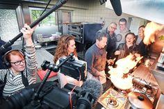 Fünf Gastronome aus Bielefeld und Steinhagen nehmen an der Kabel-1-Sendung »Mein Lokal, dein Lokal« teil +++  Wirte treten für das Fernsehen gegeneinander an