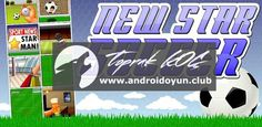 New Star Soccer 2.10 MOD APK - PARA HİLELİ