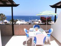 Apartamento Bellamente Restaurado, Con Espectaculares Vistas Al MarAlquiler de vacaciones en Puerto del Carmen de @HomeAway! #vacation #rental #travel #homeaway