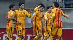 SD Eibar - FC Barcelona (0-4)   FC Barcelona