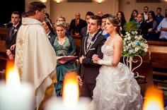 Casamento Vanessa e Alan. #igreja #joinville #noivas #casamentos