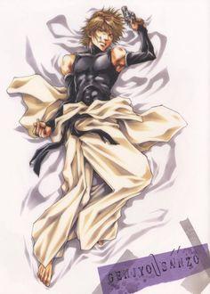 Saiyuki ~~ Bedtime for Sanzo: