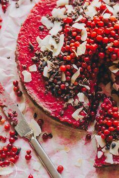 Puolukka-suklaaraakakakku / Hannan soppa Drink, Food, Beverage, Essen, Meals, Yemek, Eten, Drinking