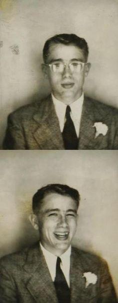 James Dean puber
