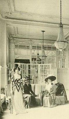 Les Createurs de La Mode 1910 - 29 - Galerie de Vent - Redfern, via Flickr.
