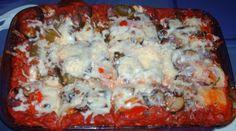 Roasted Mediterranean Vegetable Lasagne - CDKitchen.com