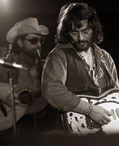 | Willie Nelson and Waylon Jennings