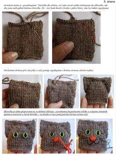 kočka | Návody na háčkované hračky Straw Bag, Crochet, Bags, Fashion, Handbags, Moda, Fashion Styles, Chrochet, Taschen