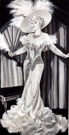 """Ten men waiting for me at the door? Send one of them home, I'm tired."" - Mae West :Mae doesn't get enough modern credit for her sassy, censor-crossing 1930s delivery. Her film She Done Him Wrong (1933) is a real eye-opener -- plus, Cary Grant (before he became *the* Cary Grant) appears in it"