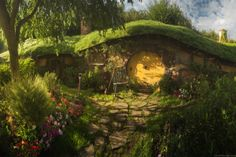 Real Hobbit House  - 11