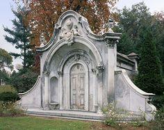 Burnet Mausoleum in Cincinnati, OH.