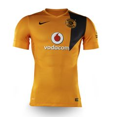 Nike and Kaizer Chiefs Unveil Home and Away Kits for Season Soccer Kits, Football Kits, Football Soccer, Soccer Jerseys, Kaizer Chiefs, Fifa World Cup, Home And Away, Sports Shirts, Yellow Black