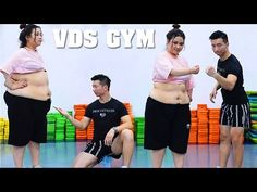 Basic home weight loss exercises are easy to follow for beginners - YouTube At Home Workouts, At Home Workout Plan, Pilates, Get Moving, Keep Fit, Youtube, Muscle Gain Workout, Best Cardio Workout, Gain Muscle